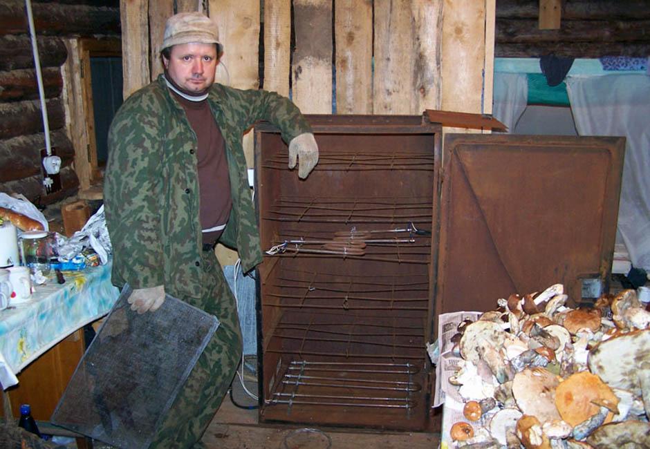 Сушилка грибов своими руками 142